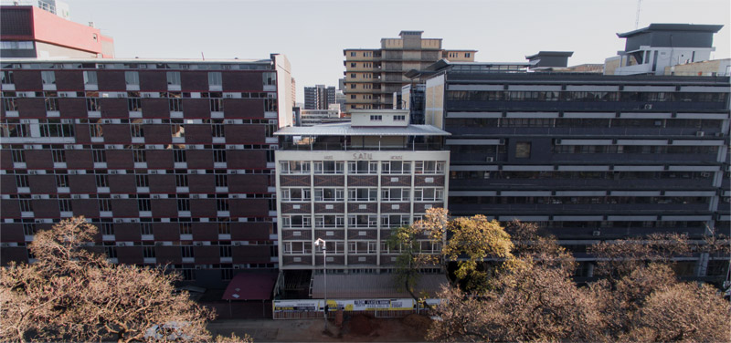 The Central Flats, Pretoria CBD - To let from Urbanvest Property