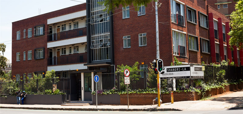 Shangri-La Flats, Arcardia, Pretoria - To let from Urbanvest Property