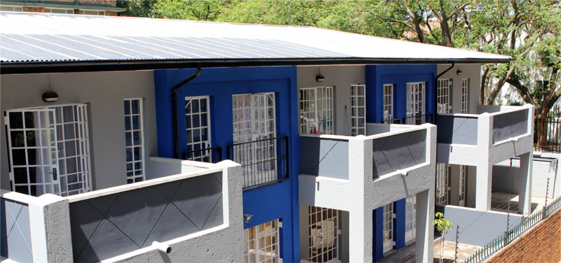 Silber Court Flats, Sunnyside, Pretoria - To let from Urbanvest Property