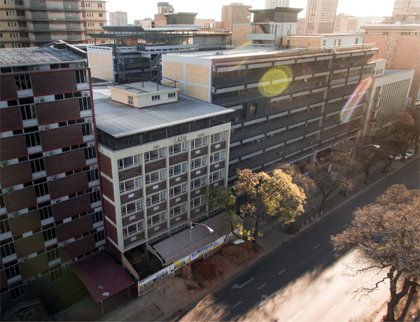 The Central Flats, Pretoria CBD - Urbanvest Property